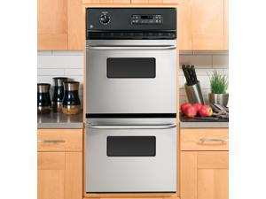 "General  Electric  JRP28SKSS:  GE  ®  24""  Double  Wall  Oven"