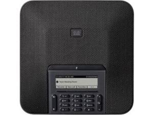 Cisco - CP-7832-K9= - Cisco 7832 IP Conference Station - Smoke - VoIP - Caller ID - SpeakerphoneNetwork (RJ-45) - PoE