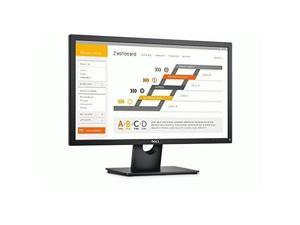 "Dell E2418HN 24"" LED-Backlit LCD Monitor - 16:9, 1920 x 1080, 250 Nit, 1,000:1, Full HD, Anti-Glare, HDMI, VGA"