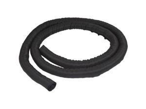 StarTech WKSTNCM Cable Management Sleeve - 2m - Cable Management Tube - Cord Hider - Cable Organizer - Cord Management - Cable Hider
