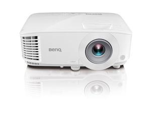"BenQ MH733 1080P DLP Business Projector, 4000 Lumens, 3D, HDMI, USB Reader, 10W Speaker, LAN Control, 100"" @8.2ft, 1.3X Zoom"