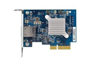 QNAP AC QXG-10G1T 1PT 10Gbase-T PCIe Gen3 x4 LP Network Expansion Card Retail
