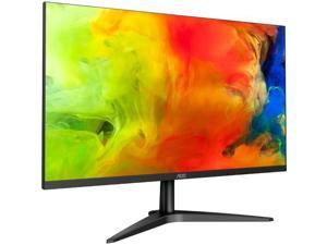 "AOC 24B1XH 23.8"" Full HD 1920x1080 monitor, 3-sided frameless, IPS Panel, HDMI/VGA, AOC Flicker-Free, ClearVision, 20M:1 Contrast"