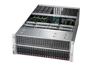 Supermicro SY SYS-4029GP-TRT 4U RM X3647 C622 24x2.5HS 2000W RPS Brown Box