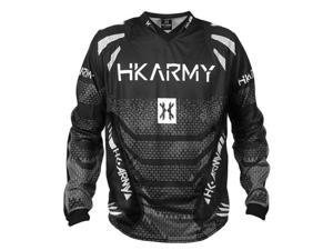 HK Army Freeline Paintball Jersey - Graphite - Medium