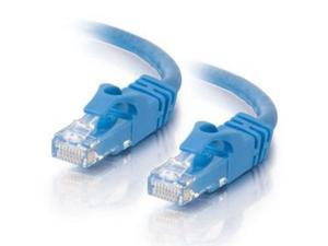 Cables To Go CAB#27140 1ft Cat6 Snagless Unshielded (UTP) Network Patch Cable - Blue