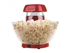 Brentwood PC-490R Jumbo 24-Cup Hot Air Popcorn Maker, Red