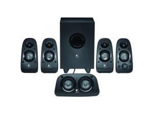 Logitech 980-000430 SURROUND SOUND SPEAKERS Z506