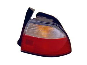 Depo 312-1934R-AF LEXUS RX300 01-03 TAIL LIGHT ASSEMBLY OUTER PASSENGER SIDE NSF