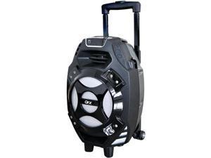 2,600-Watt PBX-61081BT Portable Bluetooth(R) Party Speaker