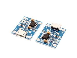 2 Pcs TP4056 2A Step Up Power Apply Booster Module Board DC-DC -0.3~8V