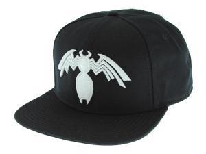 Marvel Comics Venom Symbiote Logo Licensed Adjustable Snapback Cap Hat f07ee9276a2b