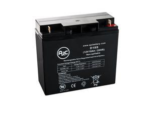 This is an AJC Brand Replacement APC Smart-UPS SC 250 SC250RM1U 6V 7Ah UPS Battery