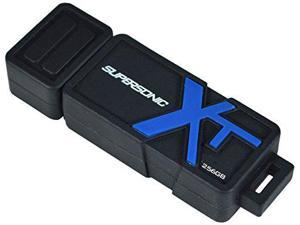 Patriot Memory 256GB Supersonic Boost XT USB 3.0 Flash Drive, Speed Up to 150MB/s (PEF256GSBUSB)