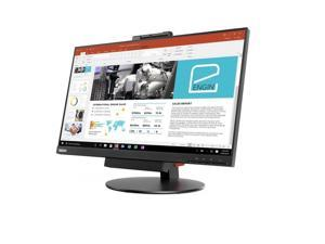 Lenovo 10QXPAR1US Thinkcentre Tiny-In-One 24 - Led Monitor - 23.8 Inch (23.8 Inch Viewable) - Touchscreen - 1920 X 1080 Full Hd (1080P) - Ips - 250 Cd/M2 - 1000:1 - 4 Ms - Displayport - Speakers - Bl