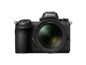 Nikon Z6 Mirrorless Digital Camera with 24-70mm Lens