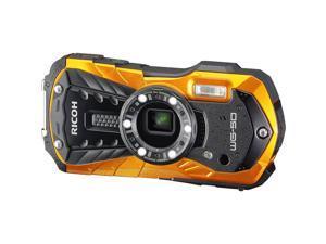 Ricoh WG-50 Digital Camera (Orange)