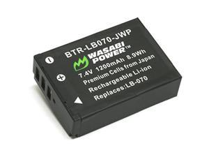 Wasabi Power Battery for Kodak LB-070