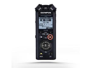 Olympus LS-P4 Linear PCM Recorder (Black)