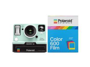 Polaroid Originals 9007 OneStep 2 VF Instant Camera (Mint) and Color Frame Film