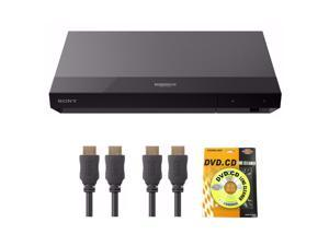 Sony UBP-X700 4K Ultra HD Blu-ray Player with Dolby Vision Bundle
