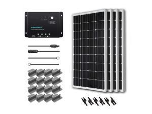 Renogy 400 Watt 12 Volt Solar Starter Ki