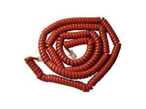 GCHA444025-FCR / 25' RED Handset Cord