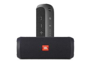 JBL Flip 3 Black Splashproof Bluetooth Speaker ...