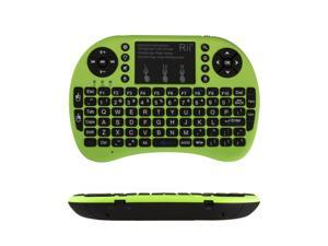 42dc8e98768 Rii i8+ Mini Wireless Bluetooth Backlight Touchpad Keyboard with ...
