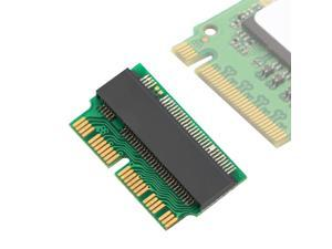 M Key M.2 PCIe X4 NGFF AHCI 2280 SSD 12+16Pin Adapter Card as SSD for MACBOOK Air 2013 2014 2015 A1465 A1466 Mac Pro A1398 A1502