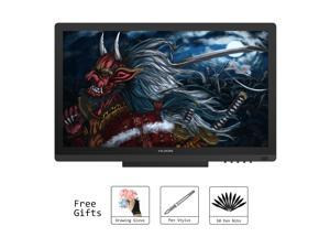 Huion KAMVAS GT-191 Drawing Tablets with IPS Screen 19.5 Inch 8192 Levels Pen Display for Windows and Mac PC