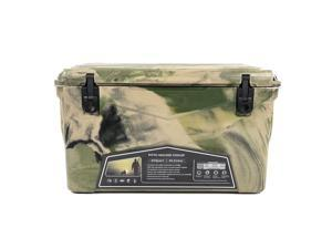 Xspec Roto-Molded 60 Quart High Performance Cooler Ice Chest Outdoor Camouflage