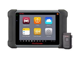 Autel MaxiSYS MS906BT advanced bluetooth wireless diagnostic devices full system OBD2 Diagnostic Scan Tool OE-level diagnostics and ECU coding System Maxisys MS906 BT Free online udpate