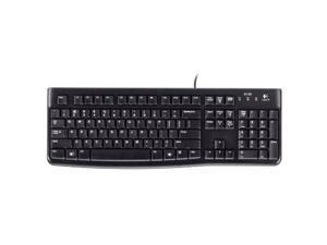Logitech K120 USB Spill-resistant Keyboard (920-002478)