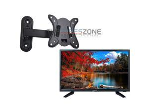 "Supersonic SC-2411 24"" LED 12V Widescreen 1080p HD Digital TV + Wall Mount"