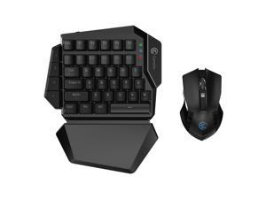 843a7bf9400 GameSir Z2 E-sports Gaming Wireless Keypad And GM180 Mouse Combo 2.4GHz One-