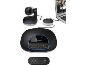 Logitech 960-001054/960-001057 Group Hd Video And Audio Conferencing System