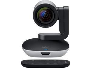 Logitech PTZ Pro 2 Camera – USB HD 1080P Video Camera for Conference Rooms (960-001184/ 960-001185)