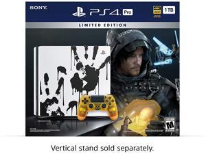 Limited Edition Death Stranding PS4 Pro Bundle - 1TB