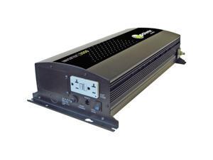 Xantrex - 813-1500-UL - DC/AC Inverter, 1 Output, 15.5 VDC, 1.5 kW, 115 VAC, 382 mm, 151 mm
