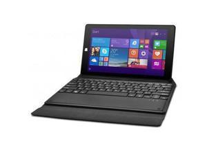 "Ematic EWT935DK Intel Atom 1.30 GHz 1 GB Memory 9.0"" 1024 x 600 Tablet Windows 10 Home 64-Bit"