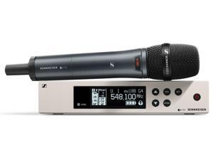 Sennheiser ew 100 G4 Handheld Wireless System with e 835 Capsule Band A