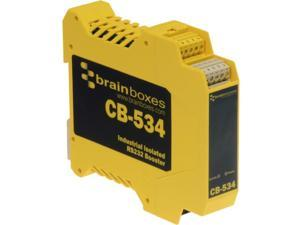 BRAINBOXES CB-534 INDUSTRIAL ISOLATED RS232