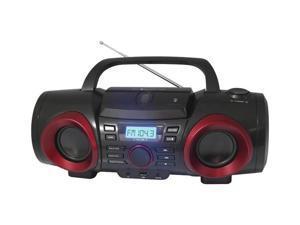 NAXA NPB-267 MP3/CD Classic Bluetooth(R) Boom Box