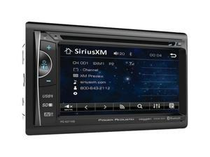 "6.2"" Incite Double-DIN In-Dash LCD Touchscreen DVD Receiver with Bluetooth(R) & SiriusXM(R) Ready - PD-621XB"