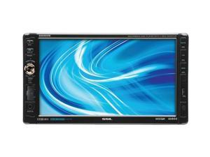 """7"""" Double-DIN In-Dash Multimedia Player with Detachable Touchscreen Monitor (Bluetooth(R)-Enabled) - DD889B"""