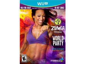 Zumba Fitness: World Party for Nintendo Wii U