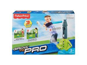 FISHER-PRICE DTM20 GROW TO PRO BASEBALL TRIPLE HIT