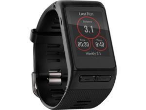 Garmin 010-01605-04 Vívoactive HR Smart Watch Black X-Large Fits