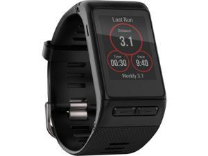 Garmin 010-01605-03 viovoactive HR Smart Watch Black Regular Fit
